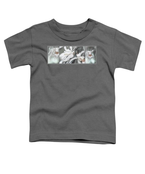 Silver Melody. Triptych Toddler T-Shirt