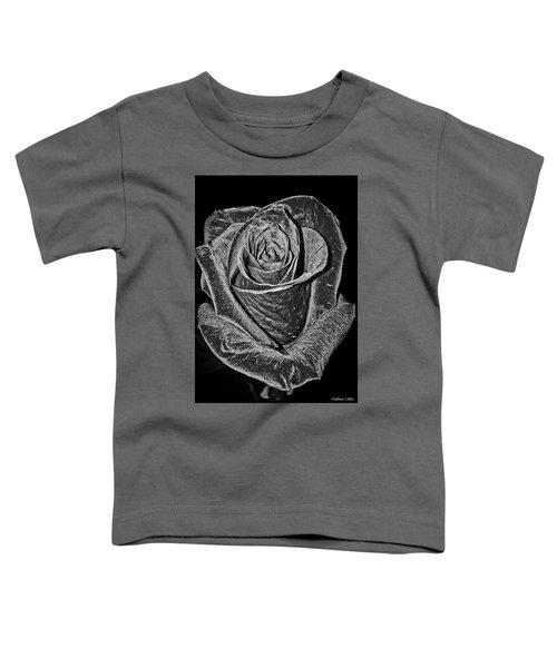 Silver Rose Toddler T-Shirt