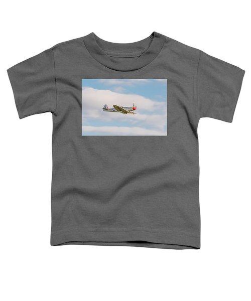 Silver Spitfire Toddler T-Shirt