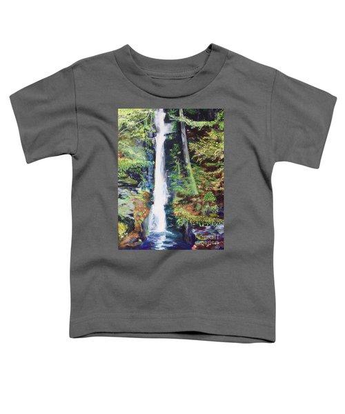 Silver Thread Falls Toddler T-Shirt