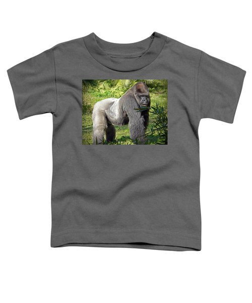 Silverback Toddler T-Shirt