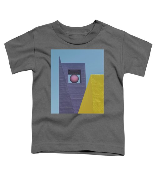 Similar Shapes Different Colors Toddler T-Shirt