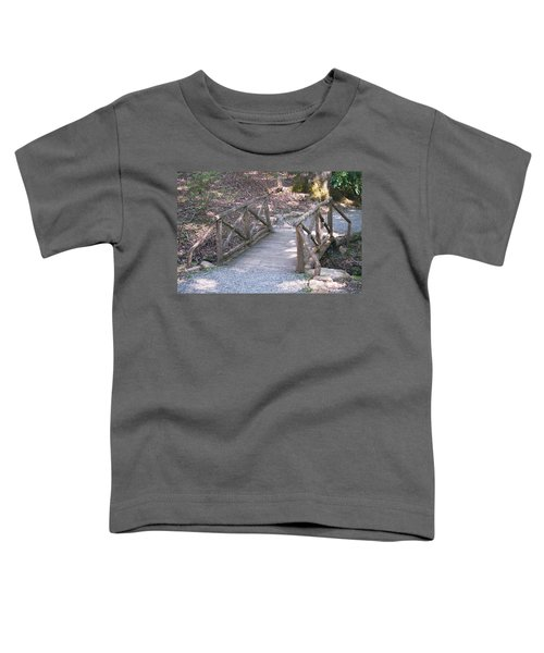 Simple Bridge Toddler T-Shirt