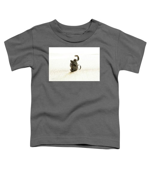 Single And Open Toddler T-Shirt