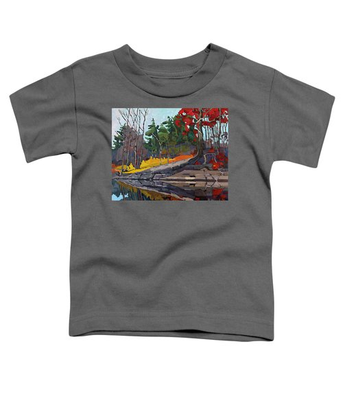 Singleton Autumn Toddler T-Shirt