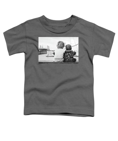 Sister And Brother Toddler T-Shirt