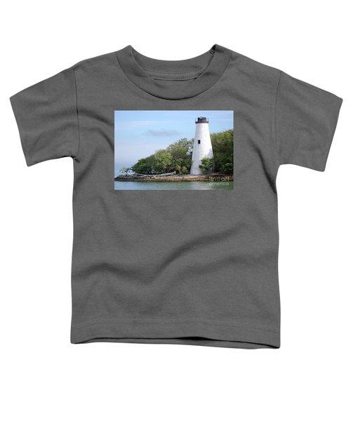 Sister Island Lighthouse Toddler T-Shirt
