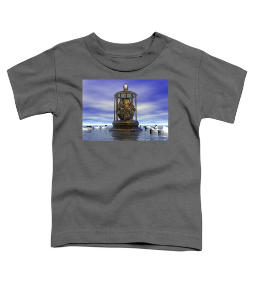 Sixth Sense - Surrealism Toddler T-Shirt