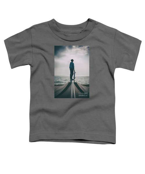 Skater Boy 005 Toddler T-Shirt