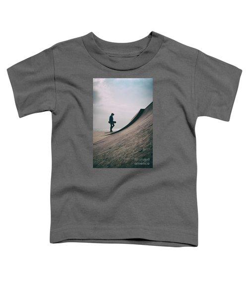 Skater Boy 006 Toddler T-Shirt