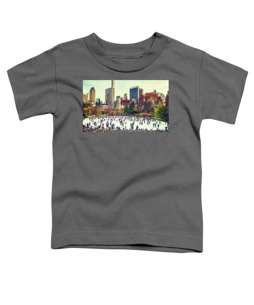 New York Central Park Toddler T-Shirt