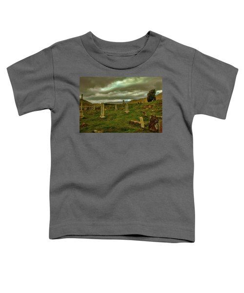 Skies And Headstones #g9 Toddler T-Shirt