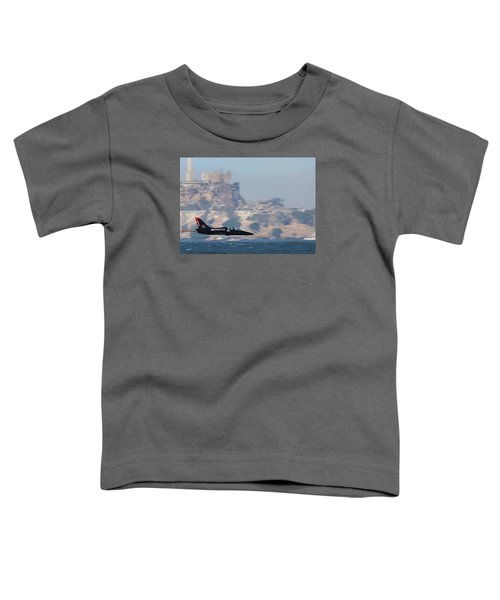 Skimming The Bay Toddler T-Shirt
