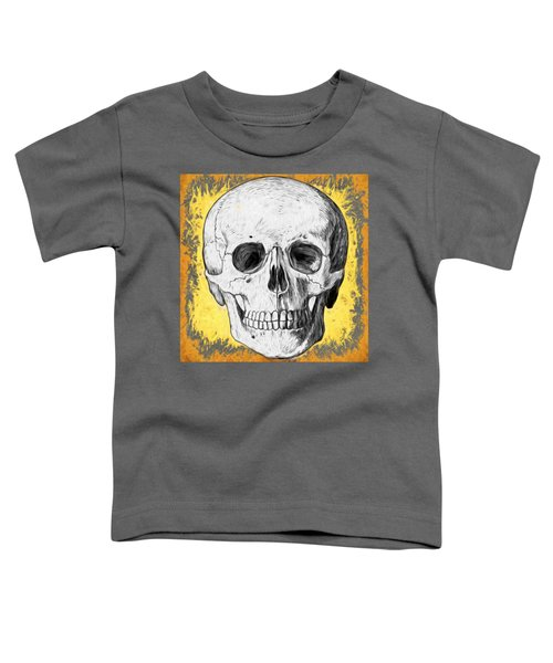 Skull Toddler T-Shirt