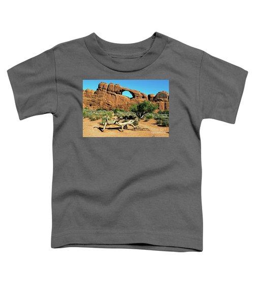 Skyline Arch Toddler T-Shirt
