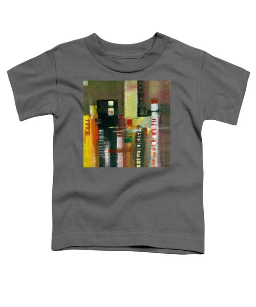 Skyscrapers Toddler T-Shirt
