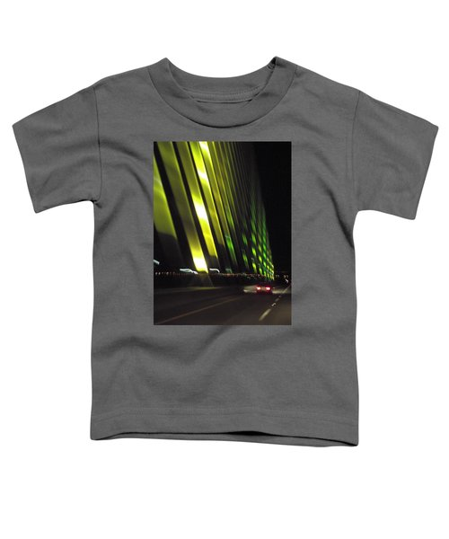Skyway At Night 5559 Toddler T-Shirt