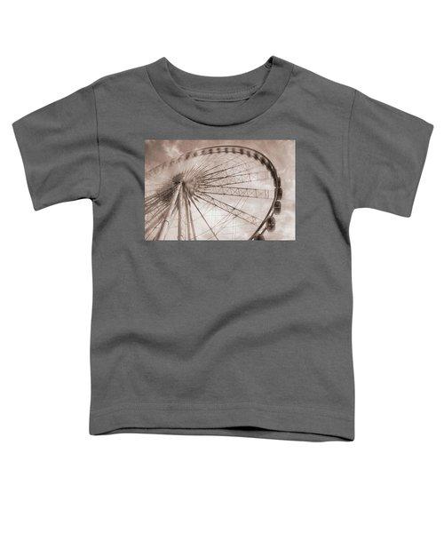 Skywheel In Niagara Falls Toddler T-Shirt