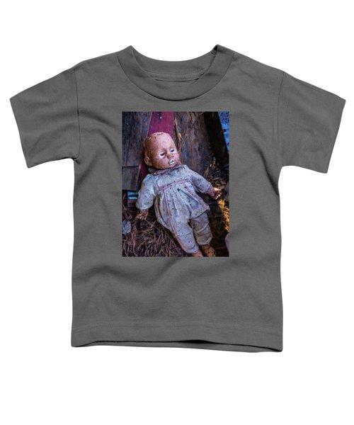 Sleeping Doll Toddler T-Shirt