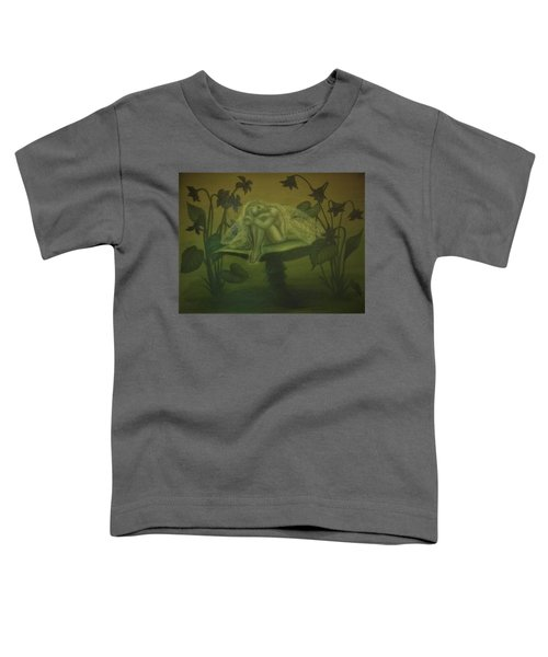 Sleeping Fairy Toddler T-Shirt