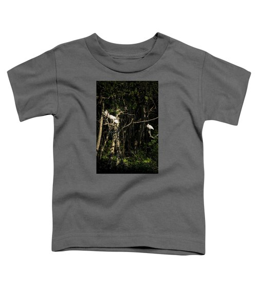 Sleeping Quarters Toddler T-Shirt