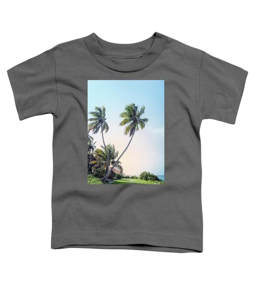 Slice Of Paradise Toddler T-Shirt