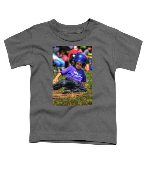 Sliding Home 1822 Toddler T-Shirt