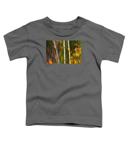 Slipping Through  Toddler T-Shirt