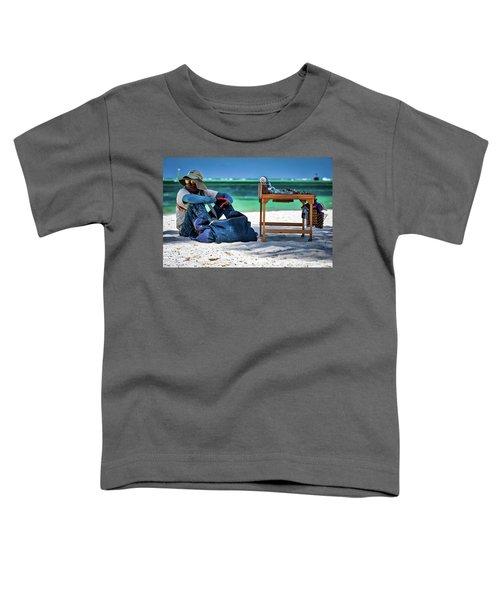 Slow Sales Day Toddler T-Shirt