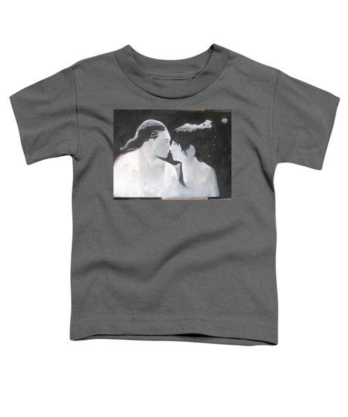 Slowly Captivated Toddler T-Shirt