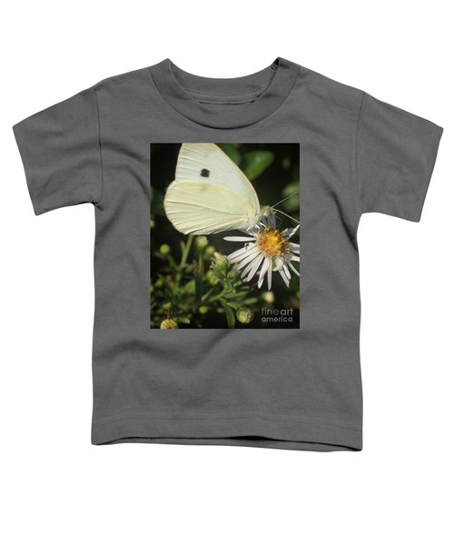 Sm Butterfly Rest Stop Toddler T-Shirt