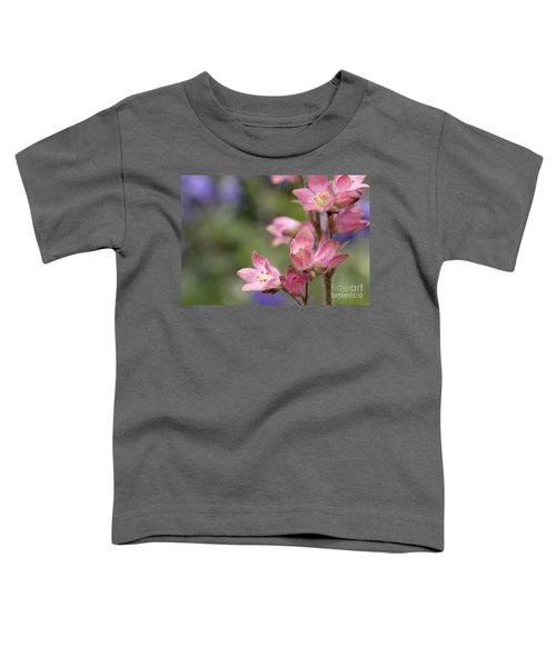 Small Flowers Toddler T-Shirt