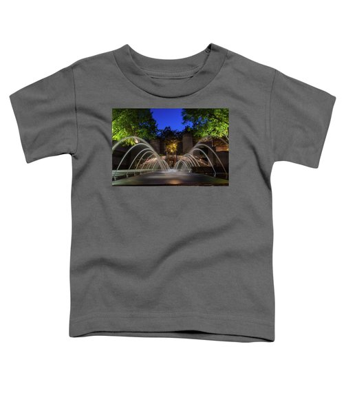 Small Fountain Toddler T-Shirt