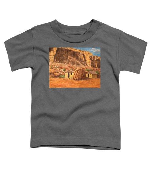 Smiths Cabin  Toddler T-Shirt