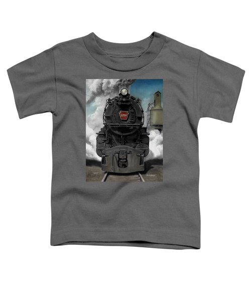 Smoke And Steam Toddler T-Shirt