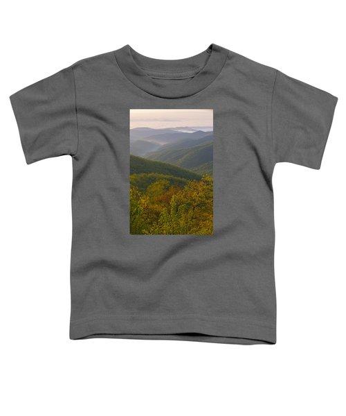 Smokey Mountains Toddler T-Shirt