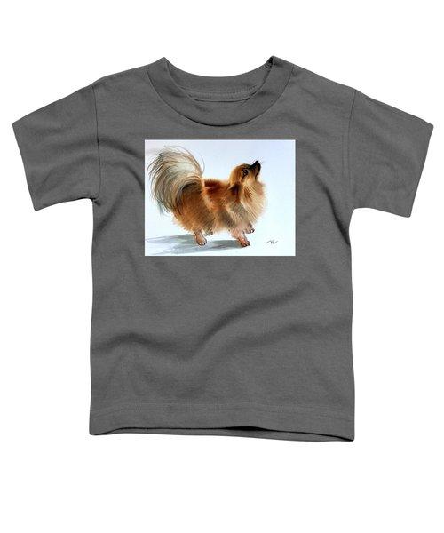 Smokey2 Toddler T-Shirt