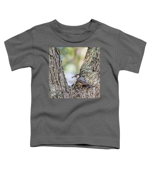 Snack Time Toddler T-Shirt