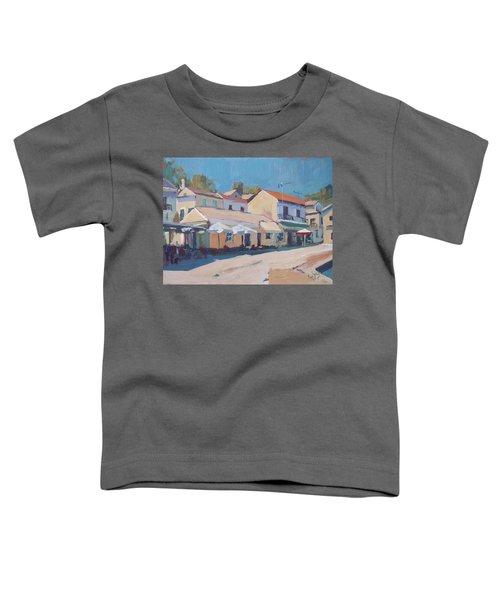 Snackbar Europe Loggos Toddler T-Shirt