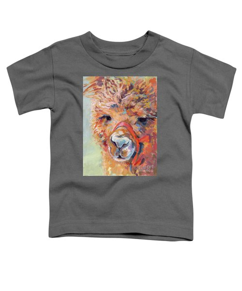 Snickers Toddler T-Shirt by Kimberly Santini