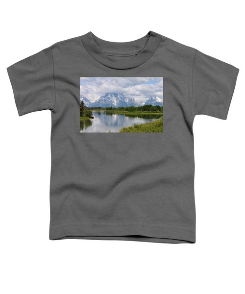 Snow In July Toddler T-Shirt