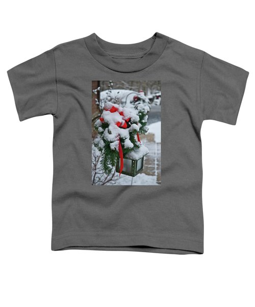 Snow Latern Toddler T-Shirt