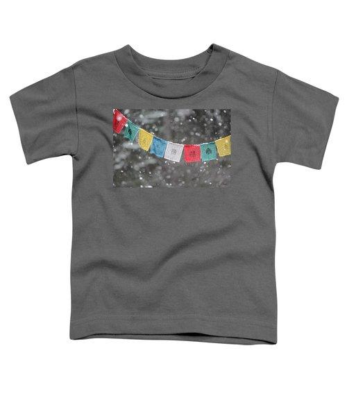 Snow Prayers Toddler T-Shirt