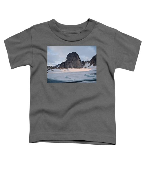 Snowpatch Spire Toddler T-Shirt