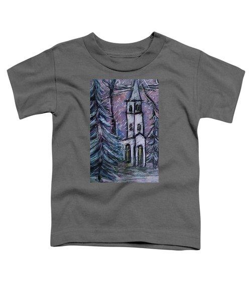 Snowscape Toddler T-Shirt