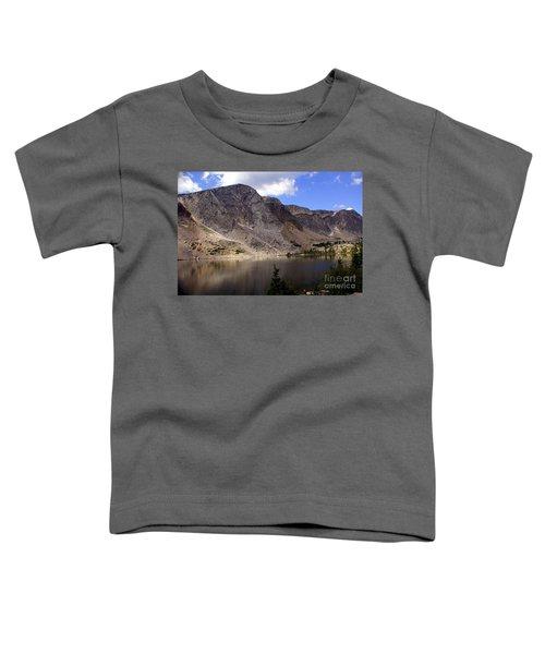 Snowy Mountian Loop 8 Toddler T-Shirt