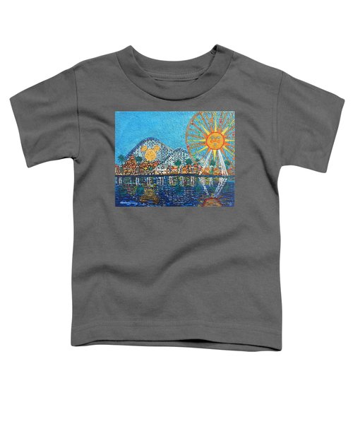 So Cal Adventure Toddler T-Shirt