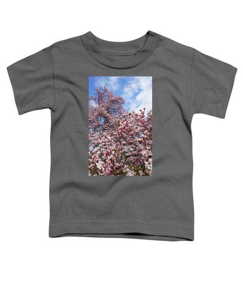 Soaring Magnolia Toddler T-Shirt