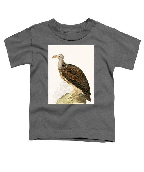 Sociable Vulture Toddler T-Shirt by English School