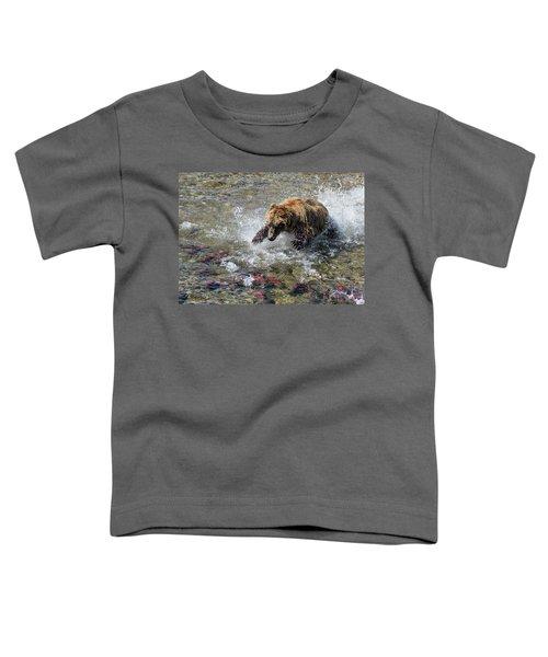 Sockeye In Sight  Toddler T-Shirt